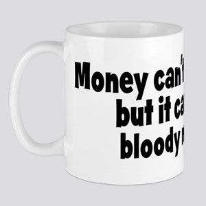 bloody marys (money) Mug