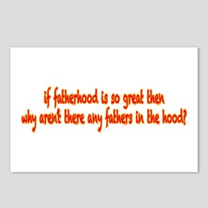 Fatherhood Postcards (Package of 8)