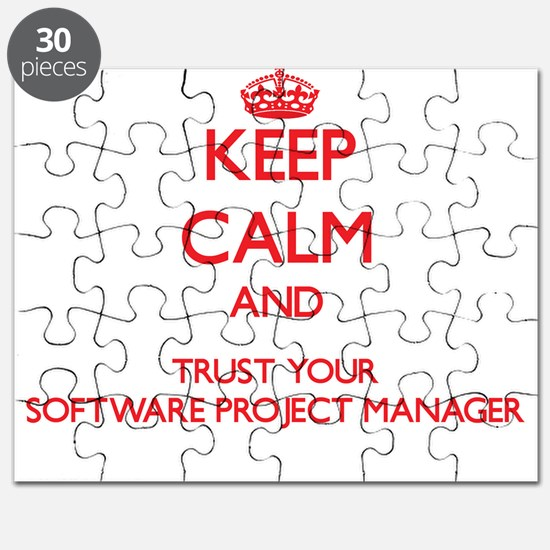 Keep Calm and trust your Software Project Manager