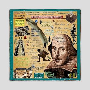 Shakespeare Queen Duvet