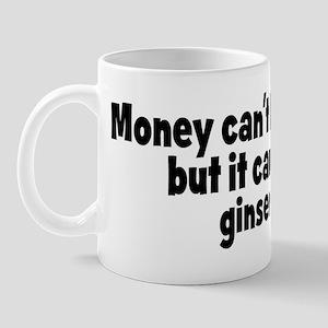 ginseng (money) Mug