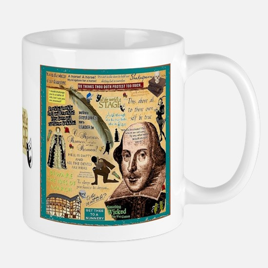 Shakespeare Mug Mugs
