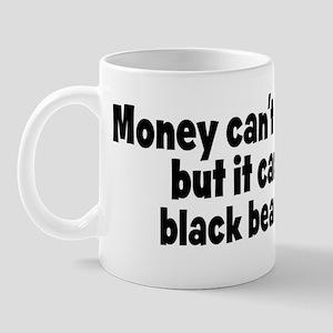 black bean soup (money) Mug