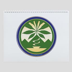 Cannabis Prayer Wall Calendar