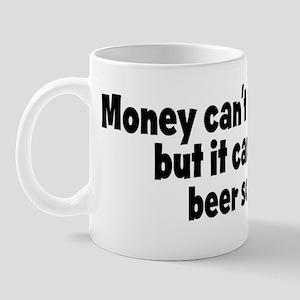 beer soup (money) Mug