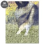 Keeshond in Aspen Puzzle