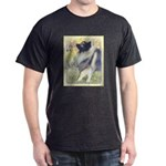 Keeshond in Aspen Dark T-Shirt