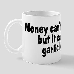 garlic bread (money) Mug