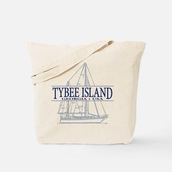 Tybee Island - Tote Bag
