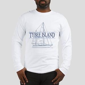 Tybee Island - Long Sleeve T-Shirt