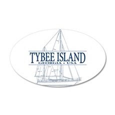 Tybee Island - Wall Decal