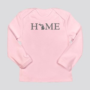 Michigan Home Long Sleeve Infant T-Shirt