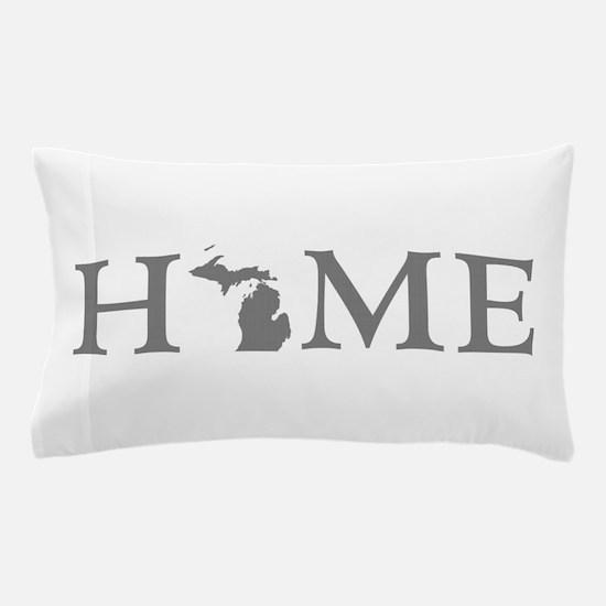 Michigan Home Pillow Case