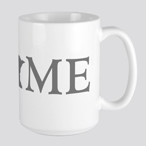 Minnesota Home Large Mug