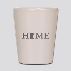 Minnesota Home Shot Glass