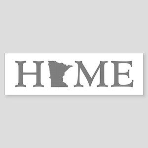 Minnesota Home Sticker (Bumper)