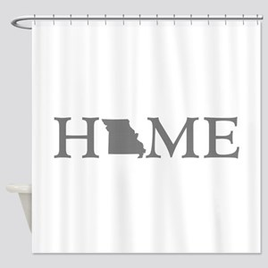 Missouri Home Shower Curtain