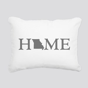 Missouri Home Rectangular Canvas Pillow