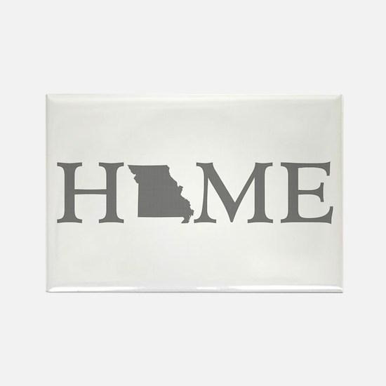 Missouri Home Rectangle Magnet