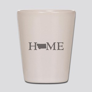 Montana Home Shot Glass