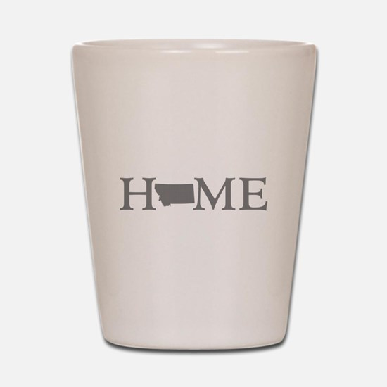Montana Home Shot Glass