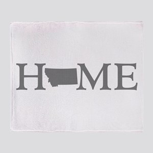Montana Home Throw Blanket