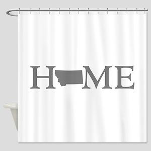 Montana Home Shower Curtain