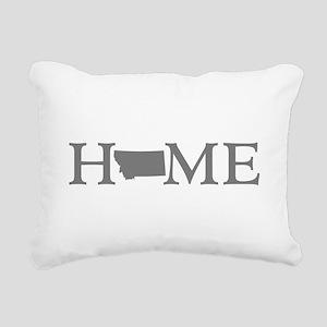 Montana Home Rectangular Canvas Pillow