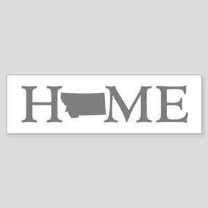 Montana Home Sticker (Bumper)