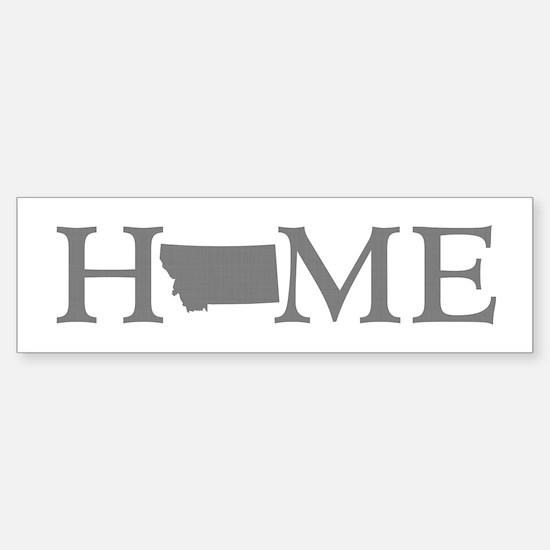 Montana Home Sticker (Bumper)