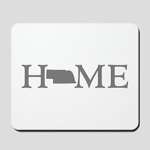 Nebraska Home Mousepad