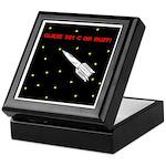 Gliese 581 c Keepsake Keepsake Box