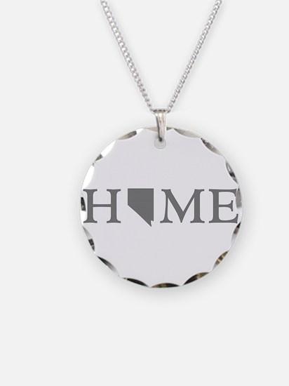 Nevada Home Necklace