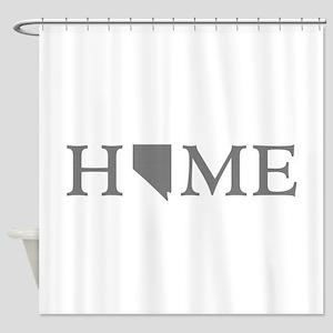 Nevada Home Shower Curtain