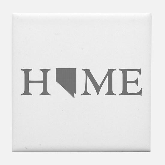 Nevada Home Tile Coaster