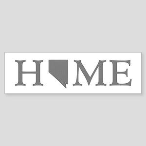 Nevada Home Sticker (Bumper)