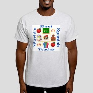 Spanish teacher Light T-Shirt