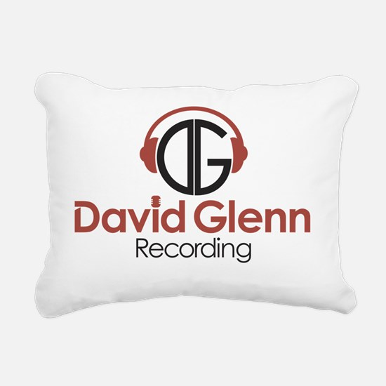 DGR Rectangular Canvas Pillow