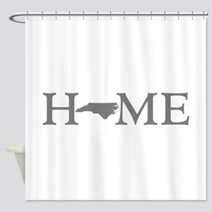 North Carolina Shower Curtain