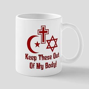 War On Women 11 oz Ceramic Mug