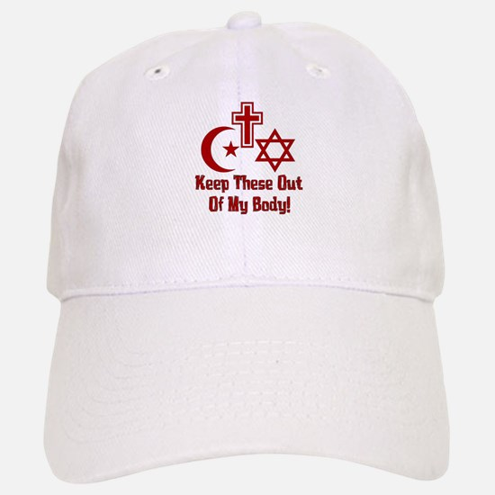 War On Women Baseball Baseball Cap