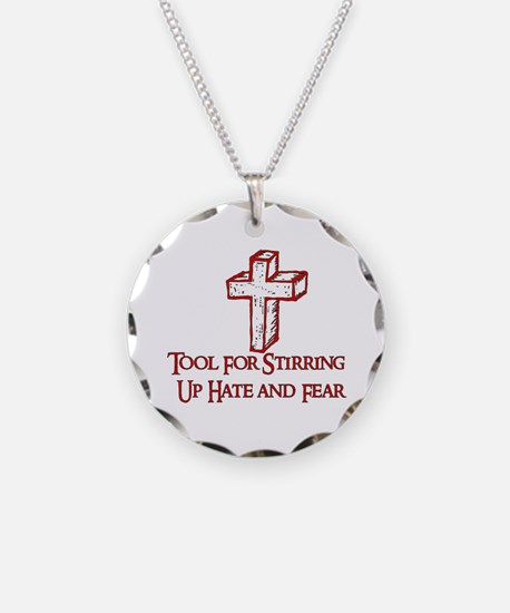 Hate Tool Necklace