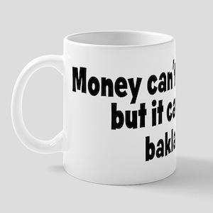 baklava (money) Mug