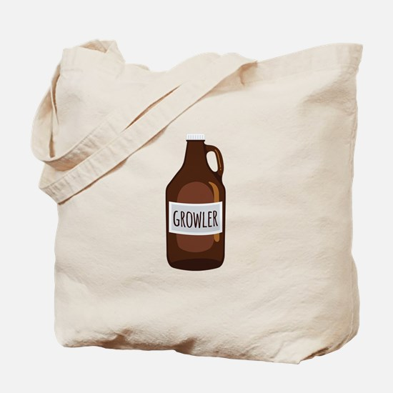 Growler Tote Bag