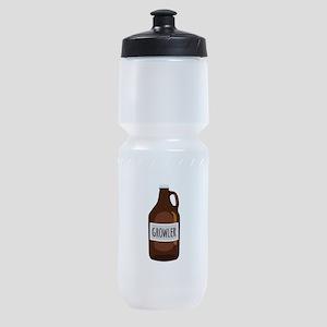Growler Sports Bottle