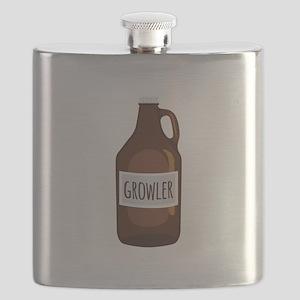 Growler Flask
