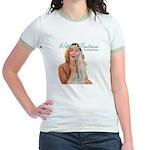 Helane's Ringer T-shirt