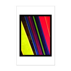 Abstract Lights Posters