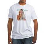 Helane Fontaine Fitted T-Shirt