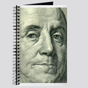 $100 Face Journal
